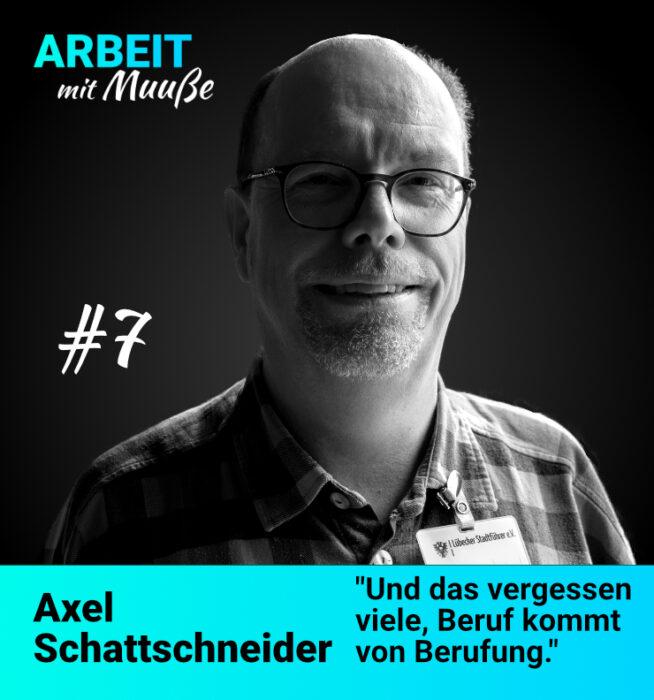 Stadtführer aus Lübeck Axel Schattschneider